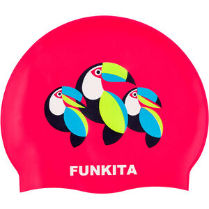 Funkita Silikon-Schwimmkappe can fly can fly