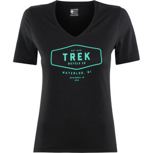 Bontrager Evoke Mountain Tech Tee Damen black black