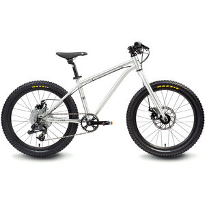 "Early Rider Hellion Trail 20"" Fahrrad brushed aluminum"