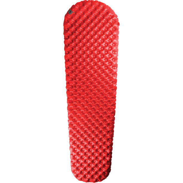 Sea to Summit Comfort Plus Insulated Mat regular red