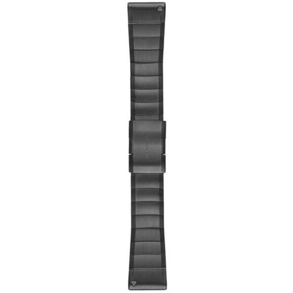Garmin fenix 5x/3 Metallarmband QuickFit 26mm