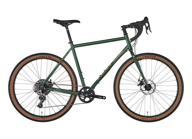 Kona Rove ST gloss racing green/copper gloss racing green/copper
