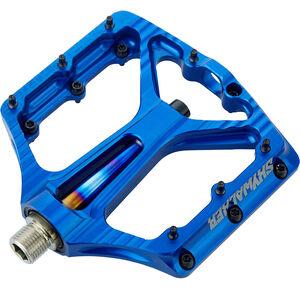 Sixpack Skywalker 3 Pedale Ti blue blue
