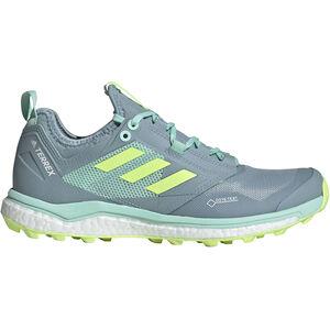 adidas TERREX Agravic XT GTX Schuhe Damen ash grey/hi-res yellow/clear mint ash grey/hi-res yellow/clear mint