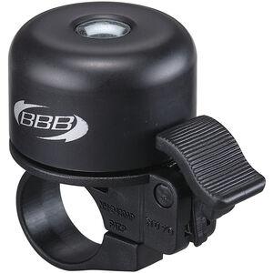 BBB Loud & Clear BBB-11 Klingel schwarz bei fahrrad.de Online