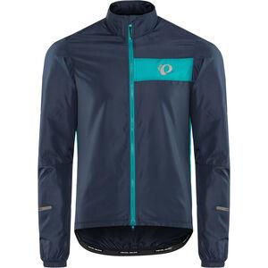 PEARL iZUMi Select Barrier Jacket Herren navy/teal navy/teal