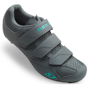 Giro Techne Shoes titanium/glacier