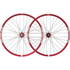 """Spank Spike Race33 Bead Bite DH LRS 27,5"""" VR: 20/110 mm, HR: 12/135 mm red red"""