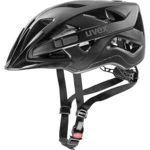 UVEX Active CC Helmet black mat black mat