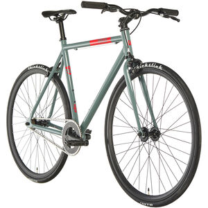 FIXIE Inc. Blackheath petrol/red bei fahrrad.de Online