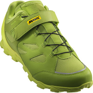 Mavic XA Elite Shoes lime green/safety yellow/black