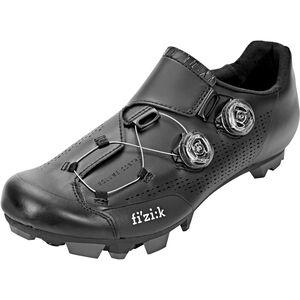 Fizik Infinito X1 MTB Schuhe Herren schwarz/schwarz schwarz/schwarz