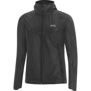 GORE WEAR R5 Gore-Tex Infinium Soft Lined Hooded Jacket Damen black black