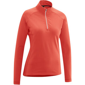 Gonso Antje Active Langarmshirt Damen fiery coral fiery coral