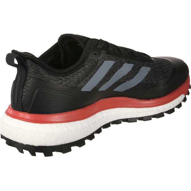 adidas TERREX Response Trail Running Schuhe Damen carbon