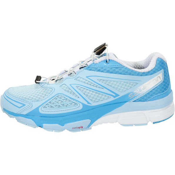 Salomon X-Scream 3D Trailrunning Shoes Damen air/white/blue line
