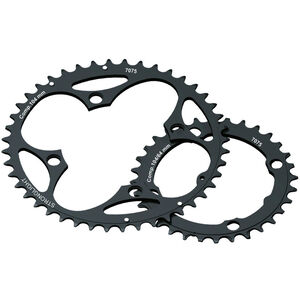 STRONGLIGHT MTB 104/64 Chainring Outer 2x10-speed Shimano schwarz schwarz