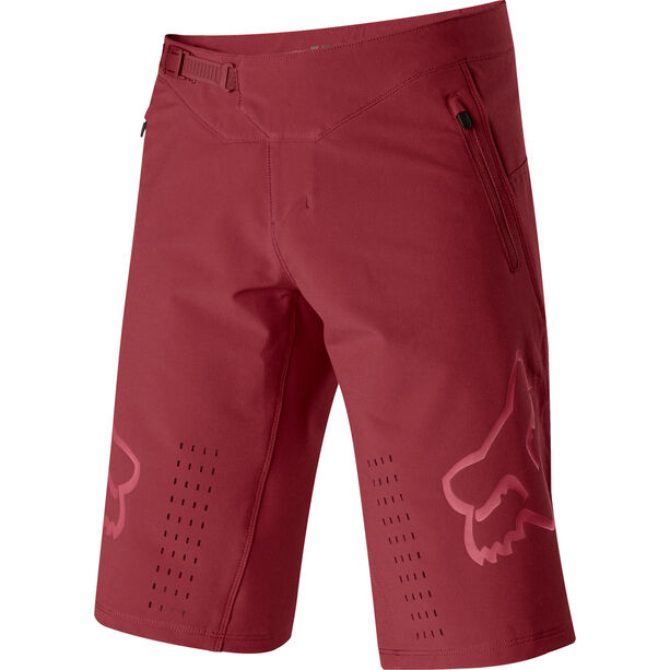 Fox Defend Baggy Shorts Herren cardinal