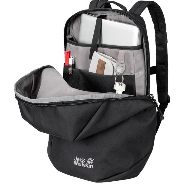 Jack Wolfskin Bondi Backpack black