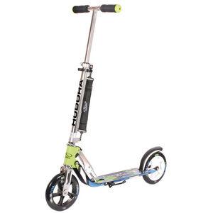 HUDORA Big Wheel City Scooter Kinder grün/blau grün/blau