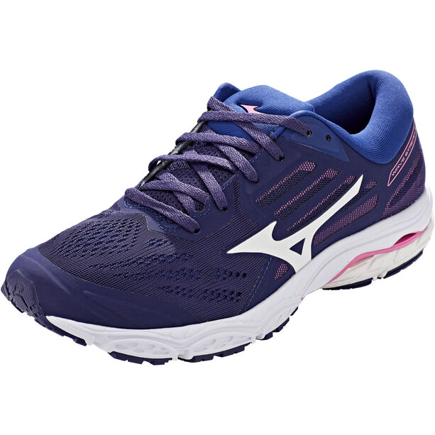 Mizuno Wave Stream 2 Laufschuhe Damen astral aura/white/blueprint