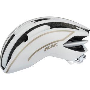 HJC IBEX Road Helmet matt white / gold matt white / gold