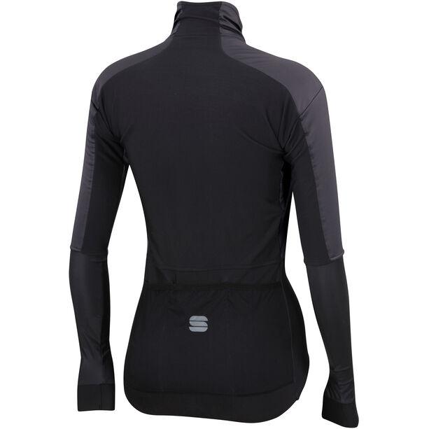 Sportful Bodyfit Pro Jacke Damen anthracite/black