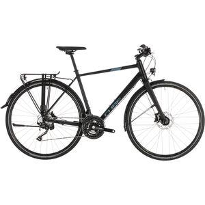Cube Travel Sport Black'n'Blue bei fahrrad.de Online