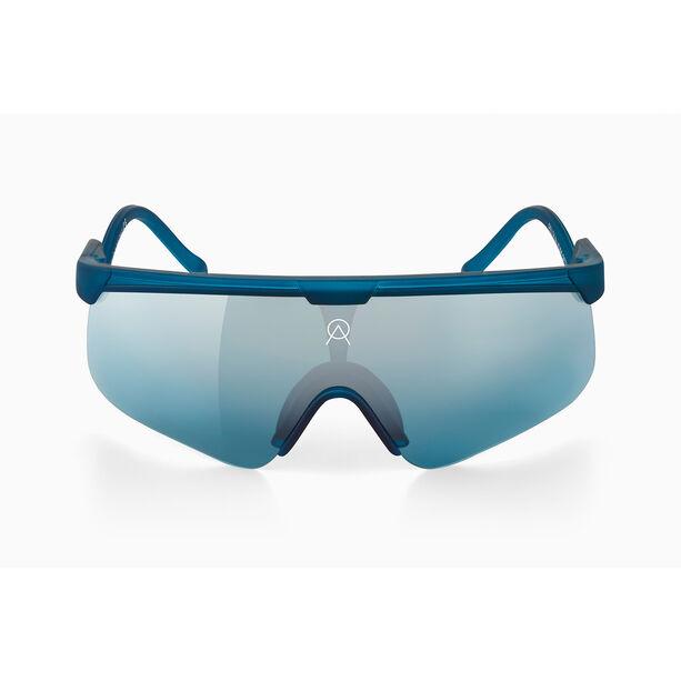ALBA Optics Delta Mr Blue Glasses Herren indigo blue