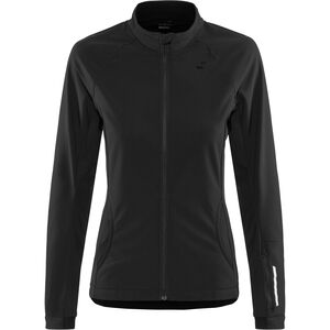 SQUARE Active Multifunktionsjacke Damen black