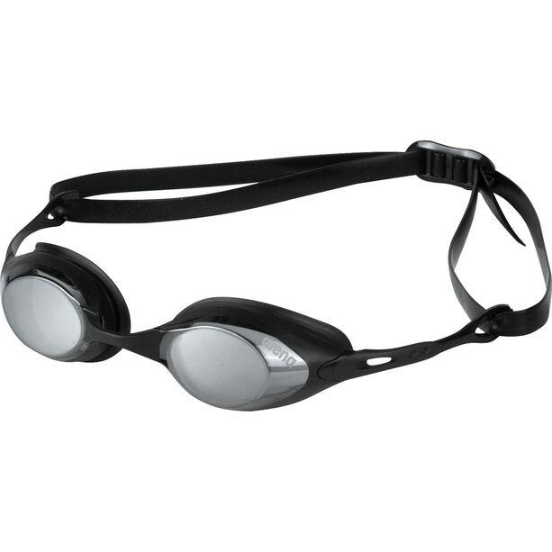 arena Cobra Mirror Goggles smoke-silver-black