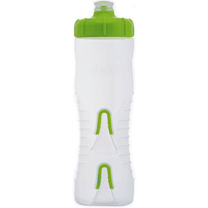 Fabric Cageless Bottle 750ml clear/green clear/green