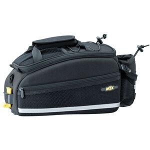 Topeak MTX Trunk Bag EX Gepäckträgertasche schwarz schwarz