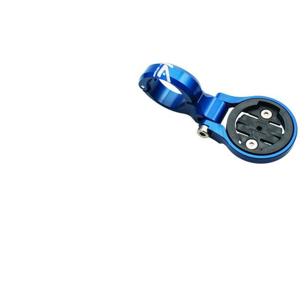 K-EDGE Sport TT Lenkerhalterung für Garmin blue