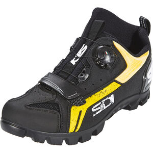 Sidi MTB Defender Shoes Herren black/yellow black/yellow