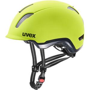 UVEX City 9 Helmet neon yellow neon yellow