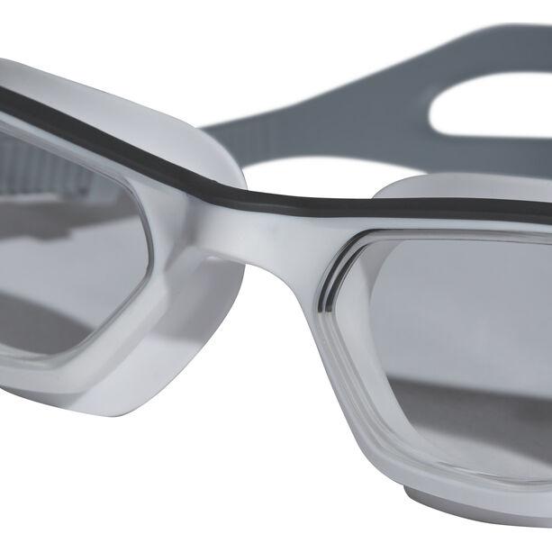 adidas Persistar 180 Goggles Herren white/grey/white