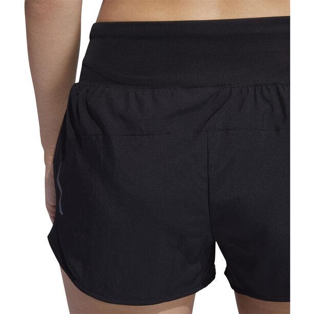 """adidas Run It Shorts 3"""" Damen black"""
