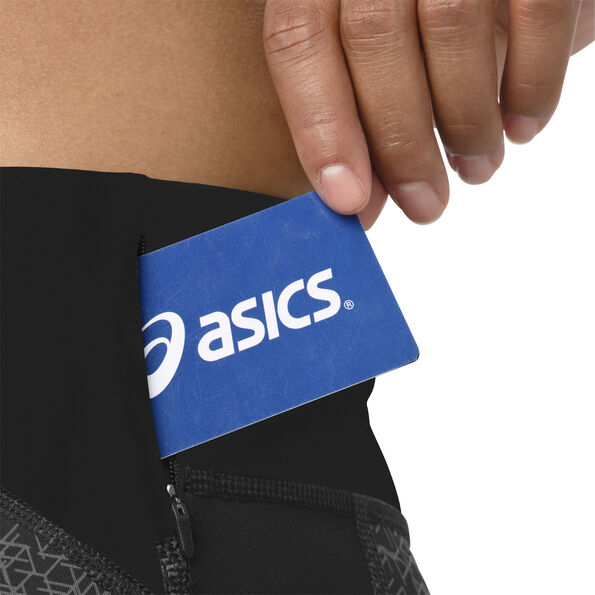 asics Crop Tights Print