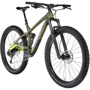 Trek Full Stache 8 matte olive grey/gloss volt green matte olive grey/gloss volt green