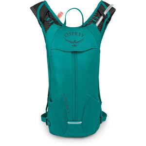 Osprey Kitsuma 7 Hydration Backpack Damen teal reef teal reef