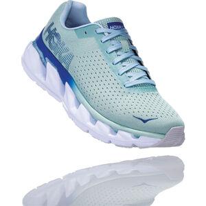 Hoka One One Elevon Running Shoes Damen lichen/sodalite blue lichen/sodalite blue