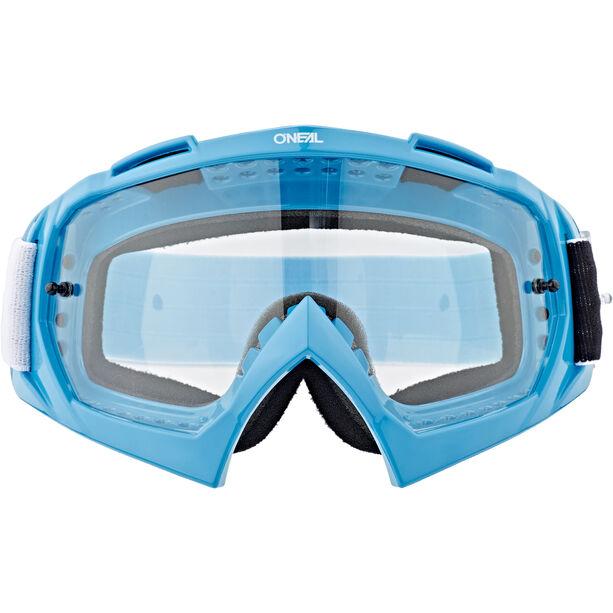 O'Neal B-10 Goggles twoface blue-clear