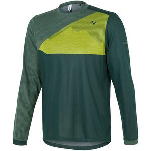 Ziener Egme Longsleeve Shirt Herren spruce green spruce green