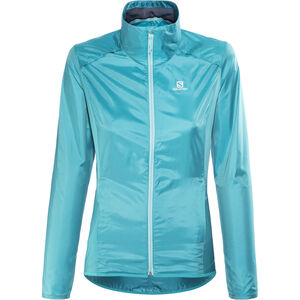 Salomon Agile Wind Jacket enamel blue