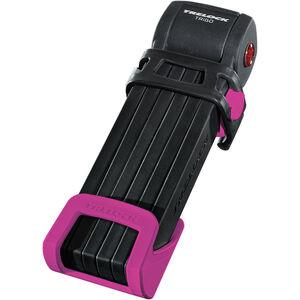 Trelock FS 300 Trigo Faltschloss inkl. Halter pink bei fahrrad.de Online