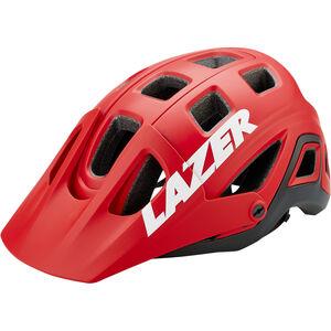 Lazer Impala Helmet red red