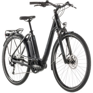 Cube Town Sport Hybrid ONE 500 Easy Entry Black'n'Grey bei fahrrad.de Online