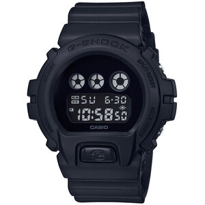 CASIO G-SHOCK DW-6900BBA-1ER Watch Men black black