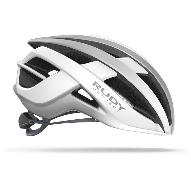 Rudy Project Venger Road Helm white/silver matte